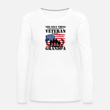 Veterans Day Veterans Day - Women's Premium Long Sleeve T-Shirt