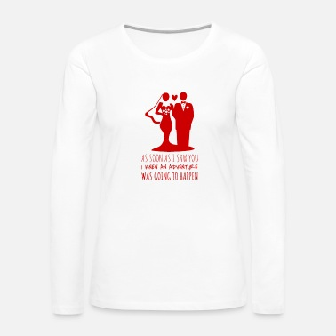 Marry marry - Women's Premium Long Sleeve T-Shirt