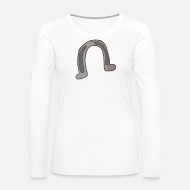 Horseshoe horseshoe - Women's Premium Long Sleeve T-Shirt