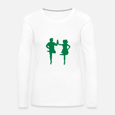 Irish Dancing Irish Dance - Women's Premium Long Sleeve T-Shirt