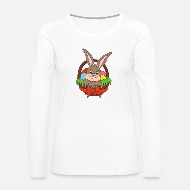 Easter Bunny Easter Bunny - Women's Premium Long Sleeve T-Shirt