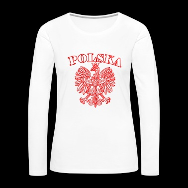 Polska - Women's Premium Long Sleeve T-Shirt