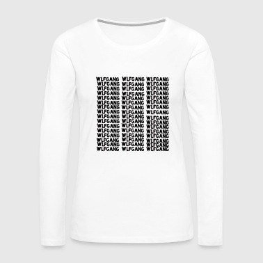wlf - Women's Premium Long Sleeve T-Shirt
