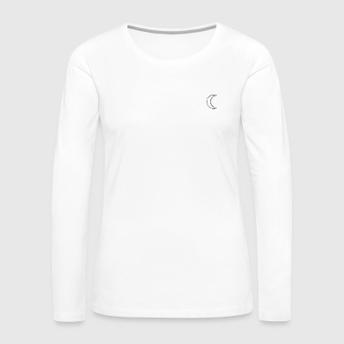 Moon - Women's Premium Long Sleeve T-Shirt