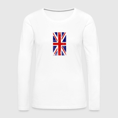 UK - Women's Premium Long Sleeve T-Shirt