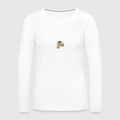 SKI_BUM - Women's Premium Long Sleeve T-Shirt
