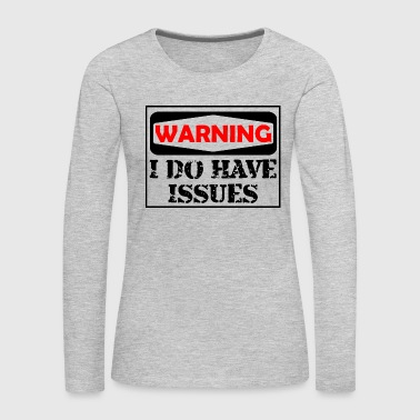 Funny - Women's Premium Long Sleeve T-Shirt