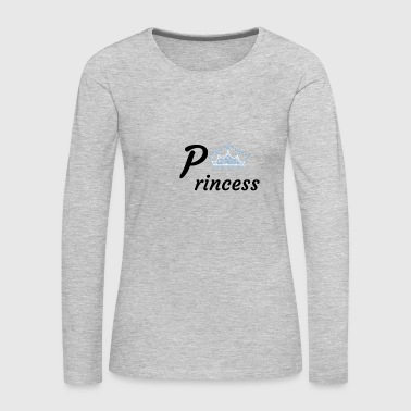 princess - Women's Premium Long Sleeve T-Shirt
