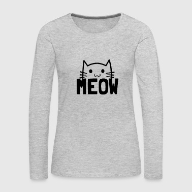 Furry Meow - Women's Premium Long Sleeve T-Shirt