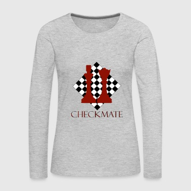 Checkmate - Women's Premium Long Sleeve T-Shirt