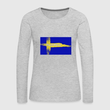 Sweden - Women's Premium Long Sleeve T-Shirt
