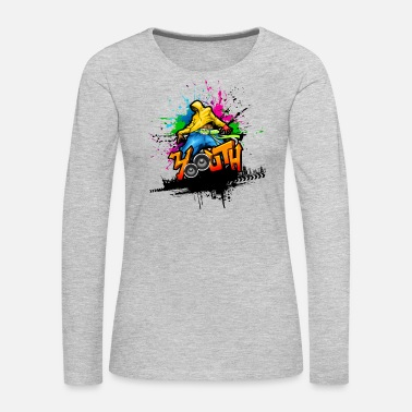 Hip Hop Hip Hop - Women's Premium Long Sleeve T-Shirt