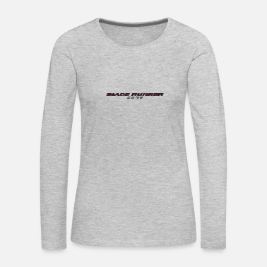 Blade Blade Runner 2049 - Women's Premium Long Sleeve T-Shirt