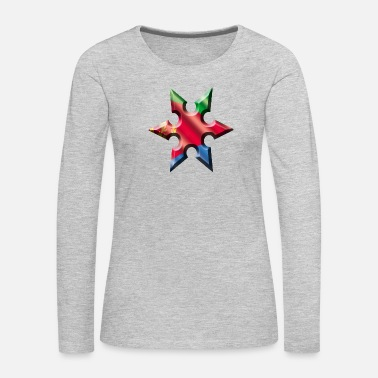 Eritrea Eritrea - Women's Premium Long Sleeve T-Shirt