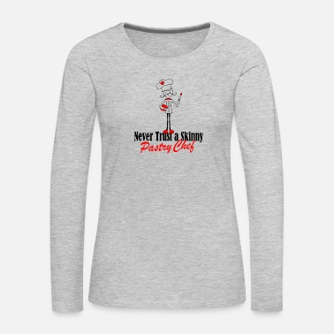 Pastry Chef pastry chef - Women's Premium Long Sleeve T-Shirt