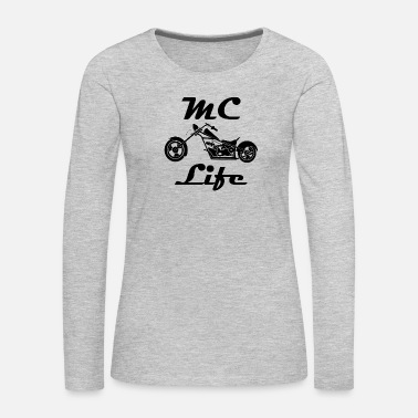 Mc MC Life - Women's Premium Long Sleeve T-Shirt