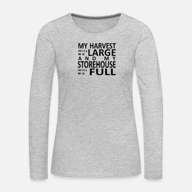 Harvest HARVEST - Women's Premium Long Sleeve T-Shirt