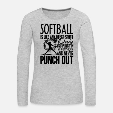 Punch Punch In And Never Punch Out Shirt - Women's Premium Long Sleeve T-Shirt
