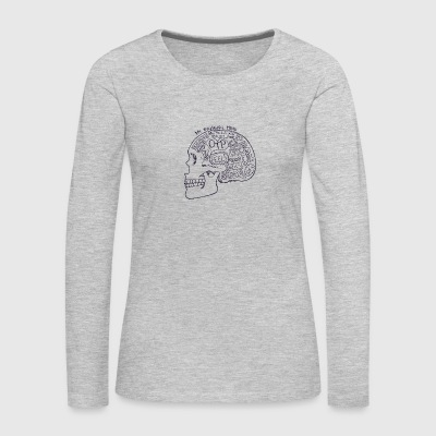 fangirlmind - Women's Premium Long Sleeve T-Shirt