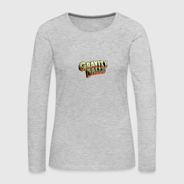 Gravity Falls - Women's Premium Long Sleeve T-Shirt