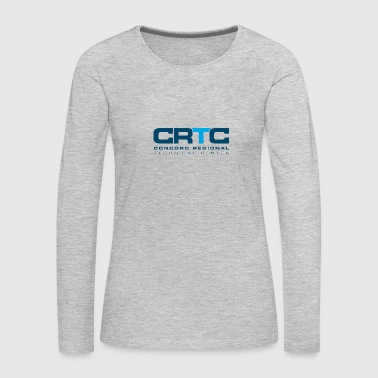 CRTC_Logo_COLOR_2014 - Women's Premium Long Sleeve T-Shirt