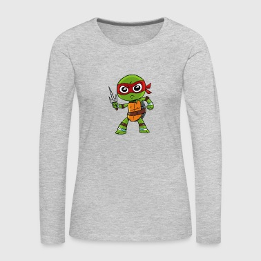 Cool but Rude - Women's Premium Long Sleeve T-Shirt