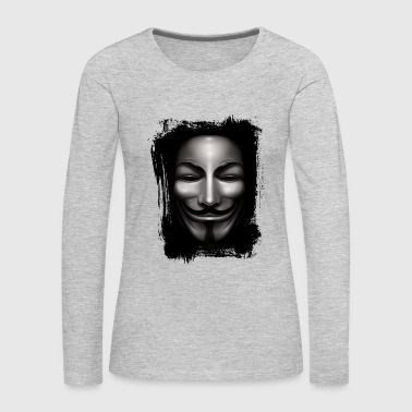 Anonymous - Women's Premium Long Sleeve T-Shirt