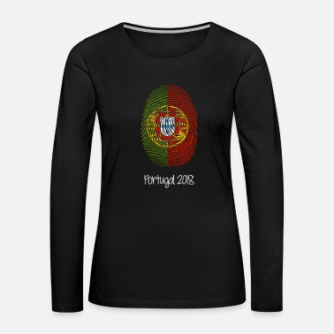 Portugal Portugal World Cup 2018 - Women's Premium Long Sleeve T-Shirt