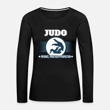 Judo judo - Women's Premium Long Sleeve T-Shirt