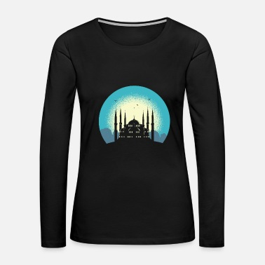 Mosque Mosque - Women's Premium Long Sleeve T-Shirt