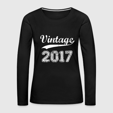 2017 - Women's Premium Long Sleeve T-Shirt
