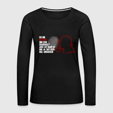 Detective - Women's Premium Long Sleeve T-Shirt