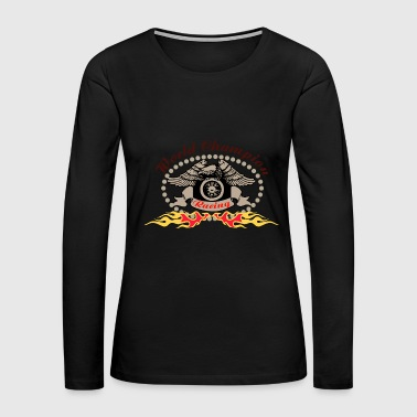 WORLD CHAMPION - Women's Premium Long Sleeve T-Shirt