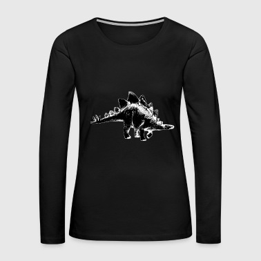 Ark dinosaur art - Women's Premium Long Sleeve T-Shirt