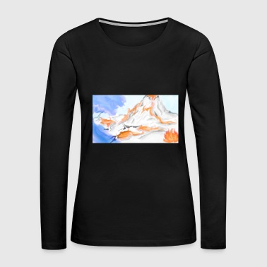 Land - Women's Premium Long Sleeve T-Shirt