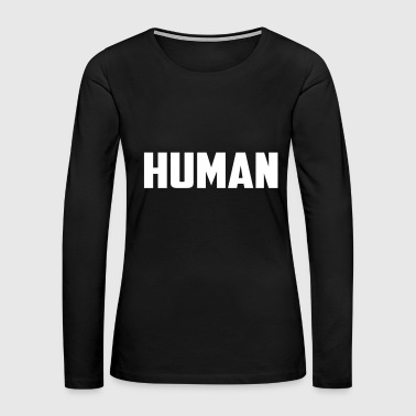 Joker human - Women's Premium Long Sleeve T-Shirt
