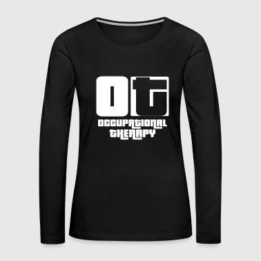 Occupational Therapy - Women's Premium Long Sleeve T-Shirt