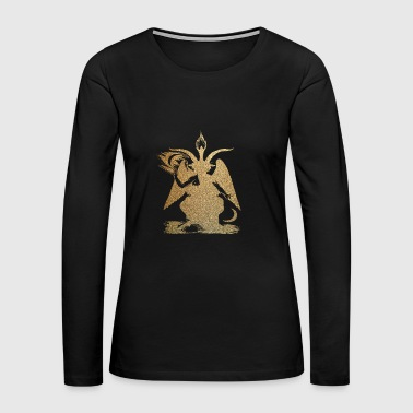 Devil Male devil - Women's Premium Long Sleeve T-Shirt