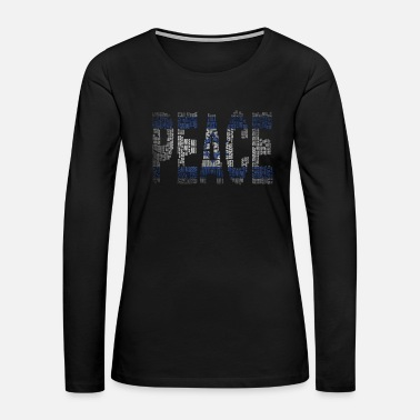 Stylish Israel - Women's Premium Long Sleeve T-Shirt