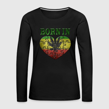 Jamaica - Women's Premium Long Sleeve T-Shirt