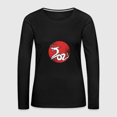 Dragon - Dragons - Total Basics - Women's Premium Long Sleeve T-Shirt