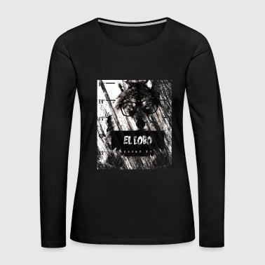 Animals El Lobo - Women's Premium Long Sleeve T-Shirt