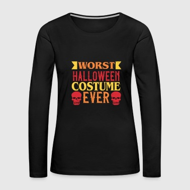 Halloween - Women's Premium Long Sleeve T-Shirt