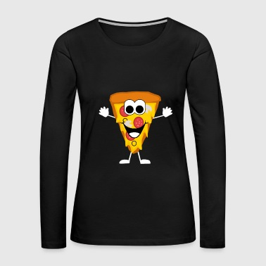 Pizzaman - Women's Premium Long Sleeve T-Shirt