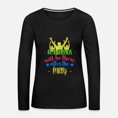 Bachelorette Party party Bachelor alcohol Celebrate gift - Women's Premium Long Sleeve T-Shirt