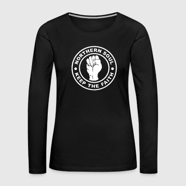 Northern Soul - Women's Premium Long Sleeve T-Shirt