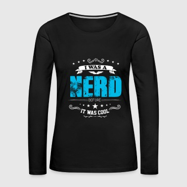 Computer Science Read book nerd reader gift - Women's Premium Long Sleeve T-Shirt