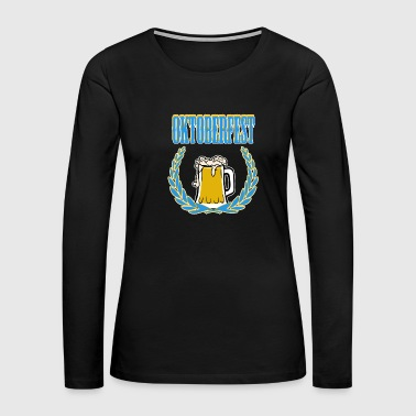 Oktoberfest - Women's Premium Long Sleeve T-Shirt
