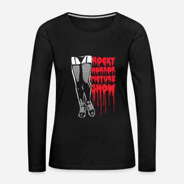 Picture Rocky horror picture show leggy - Women's Premium Long Sleeve T-Shirt