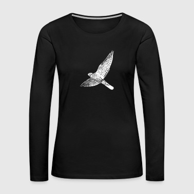 Falcon Falcon - Women's Premium Long Sleeve T-Shirt